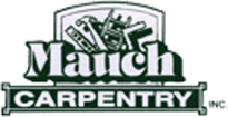 Mauch Carpentry Logo