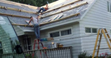 Roofing Repair And Installation